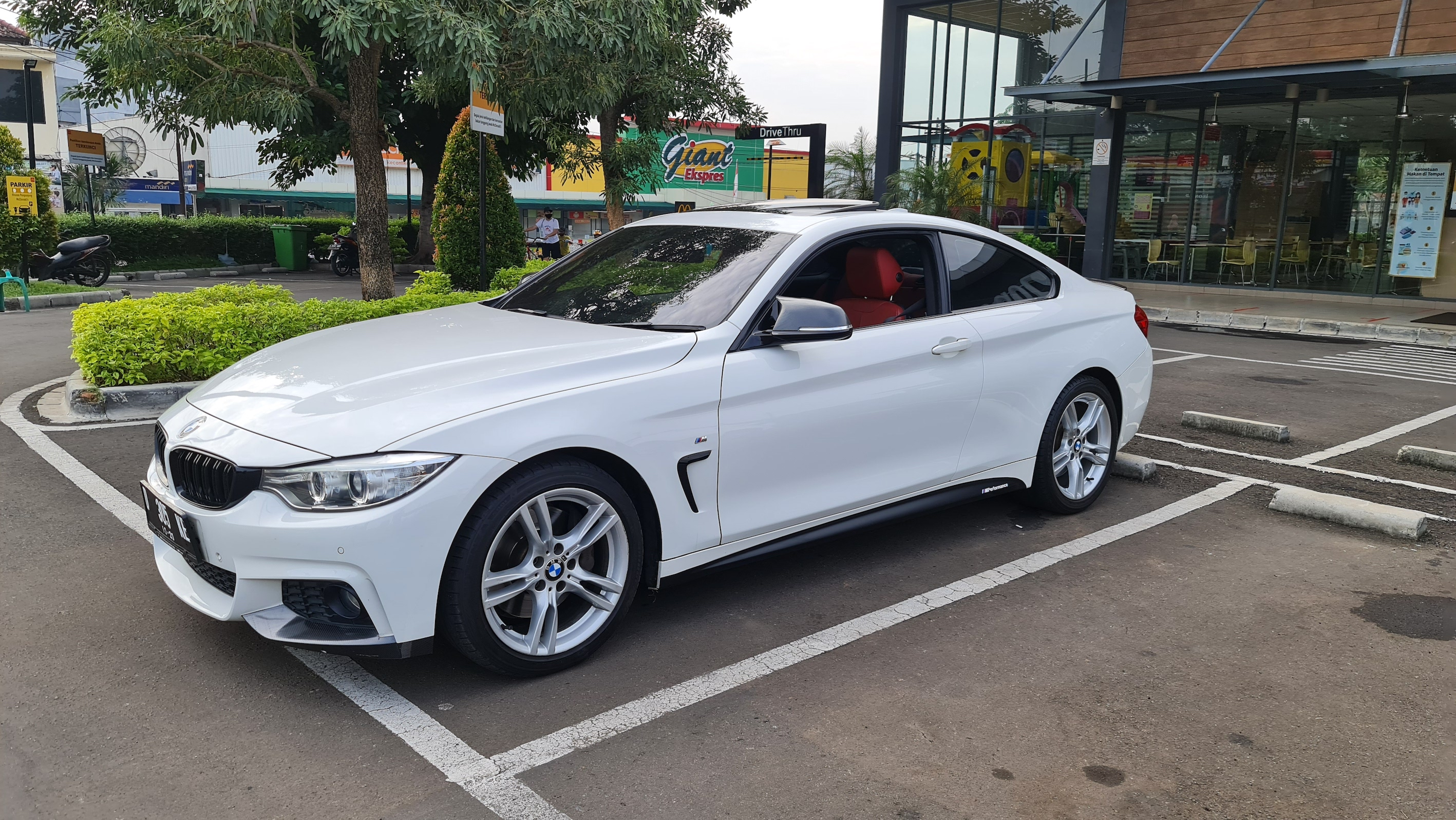 BMW ///M435i COUPE